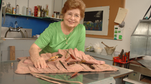María Emilia Somoza y sus huellas de vida