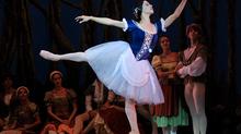 Espléndido espectáculo con el Ballet Nacional de Cuba