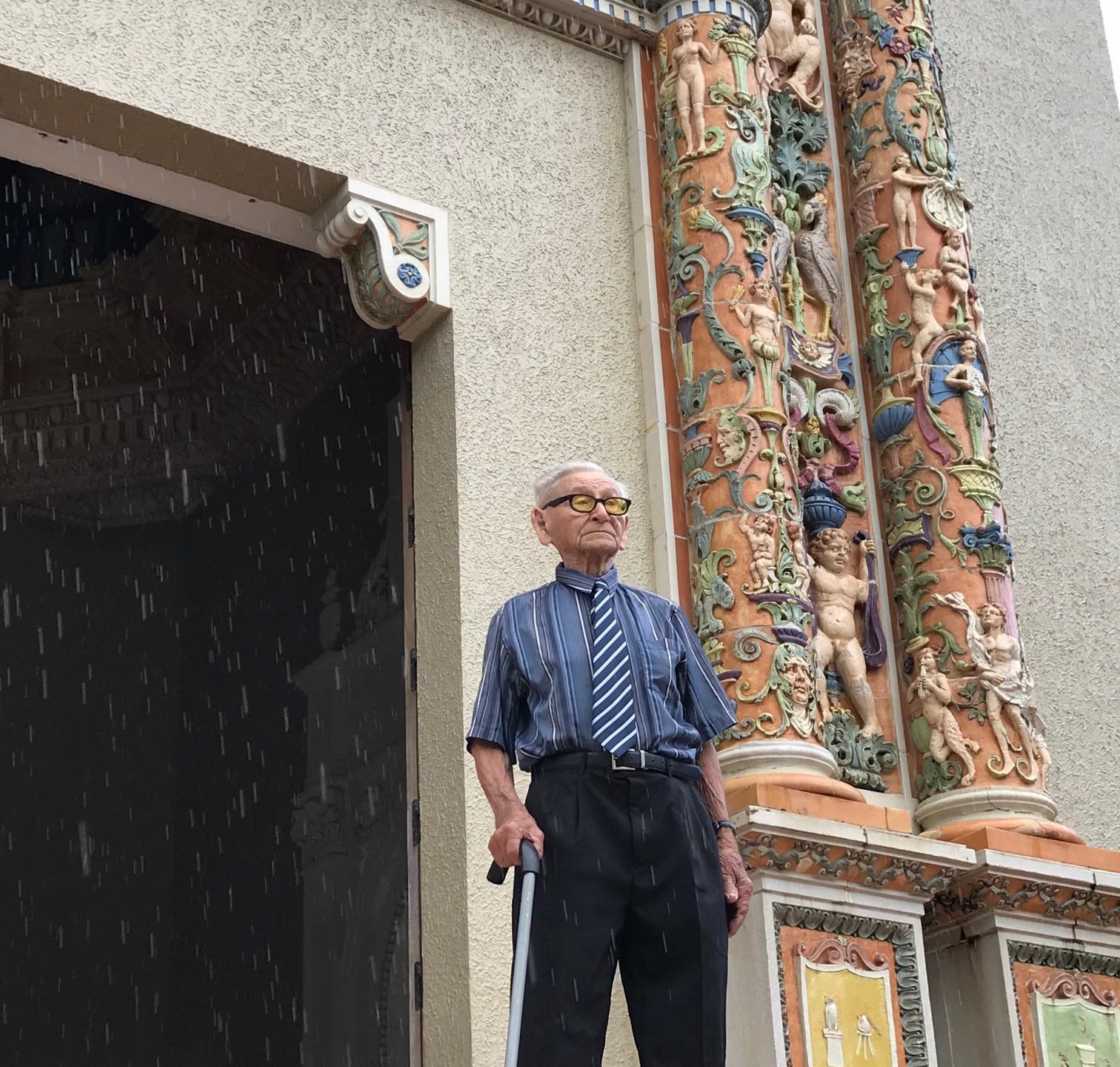 Don Luis en la Torre