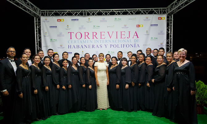 Alaban la participación de Coralia en Torrevieja