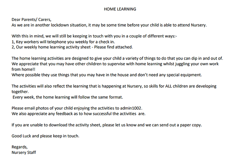 Letter to Parents Spring 21.PNG