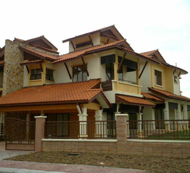 BUKIT JELUTONG SUPERLINK HOUSES