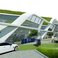 MGBC NEXT GENERATION NEW GREEN RESEARCH AND OFFICE