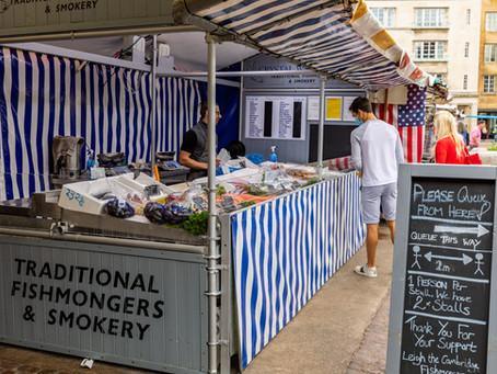 Lockdown Series: COVID-19 Cambridge Market