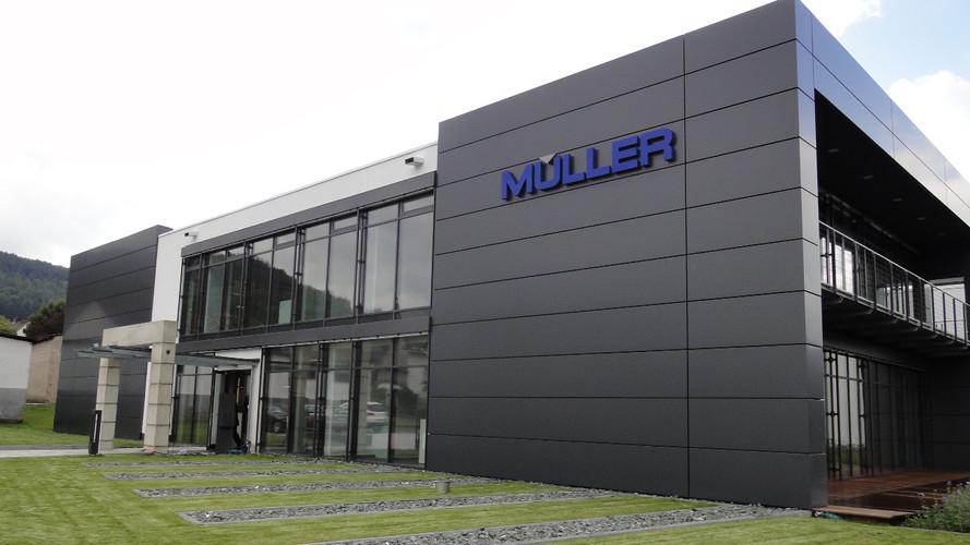 Projekt Firma Müller