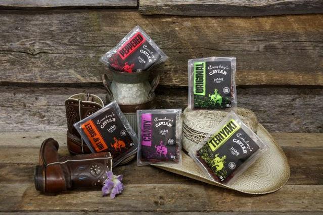 Cowboy's Caviar Cowboy Hat 5 flavours jp
