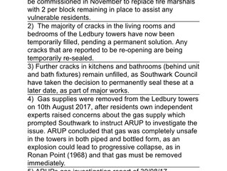 Ledbury motion passed at Camberwell & Peckham Labour CLP