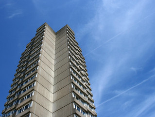 Leicester Council plan to demolish their Taylor Woodrow Anglian Tower block
