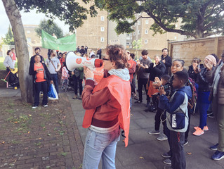 Ledbury residents protest for basic amenities
