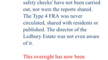 Southwark Council's careless disregard on sharing information with residents
