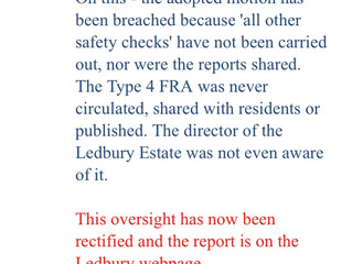 Southwark Council's careless disregard onsharing information with residents