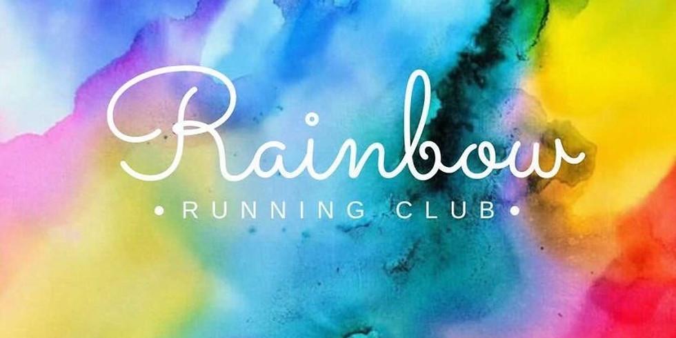 Rainbow Running Club meet up