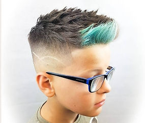Prestige Barber Kid Cut
