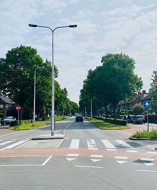 residential boulevard