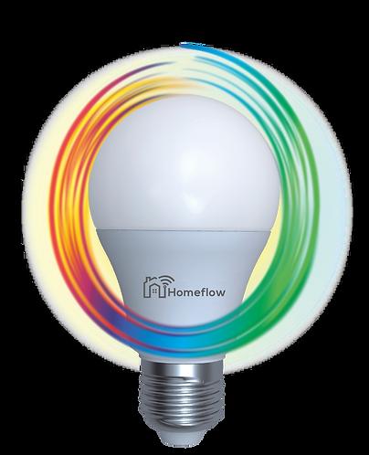 Dimmable RGB E27 Smart Bulb