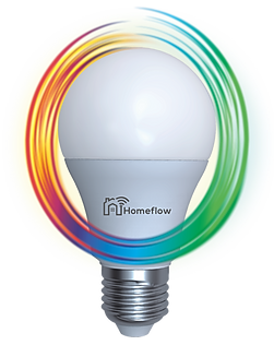RGB Dimmable Smart Bulb