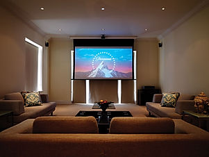 Home Cinema Installation Weybridge