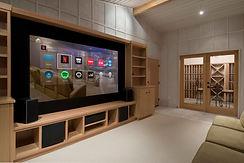 Control4 Media Room