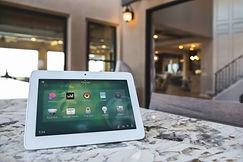 Control4 White Touchscreen OS3