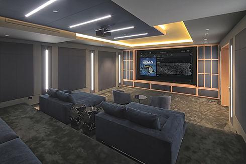 Watford Home Cinema Installation