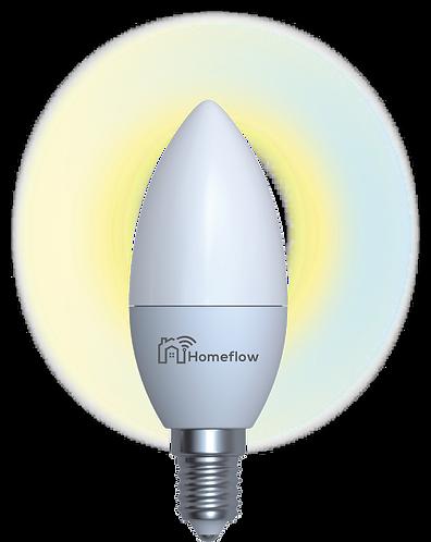 Dimmable E14 Smart Bulb