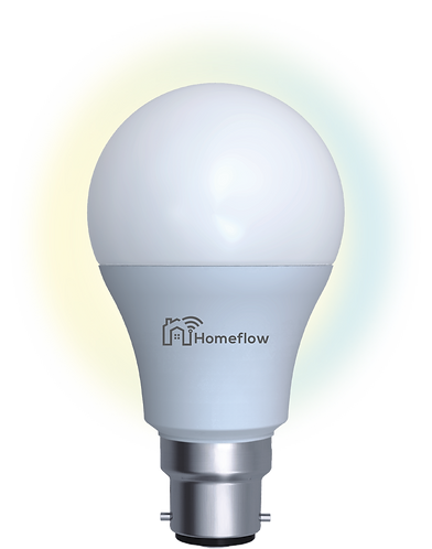 Dimmable B22 Smart Bulb