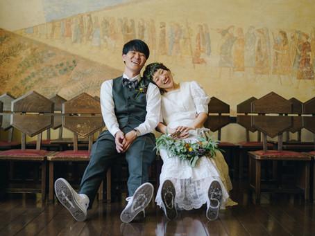 結婚式のアルバム、何を基準に選ぶのか?