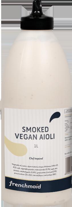 Smoked Vegan Aioli (1L)