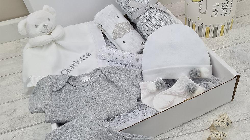 Newborn Luxury Hamper Gift Set
