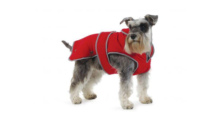 Storm Guard Red Coat