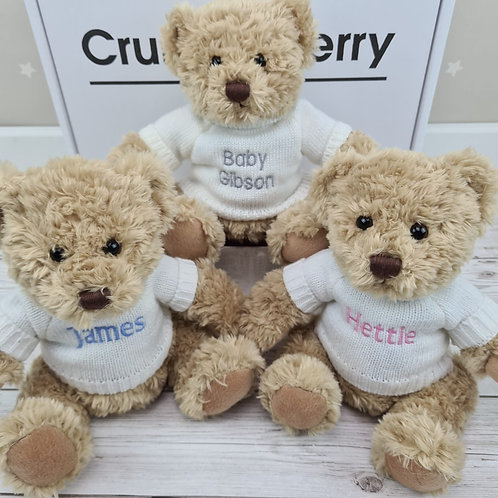 Traditional Crumble Bear 20cm