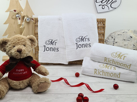 Top 5 Personalised Gift Ideas This Christmas