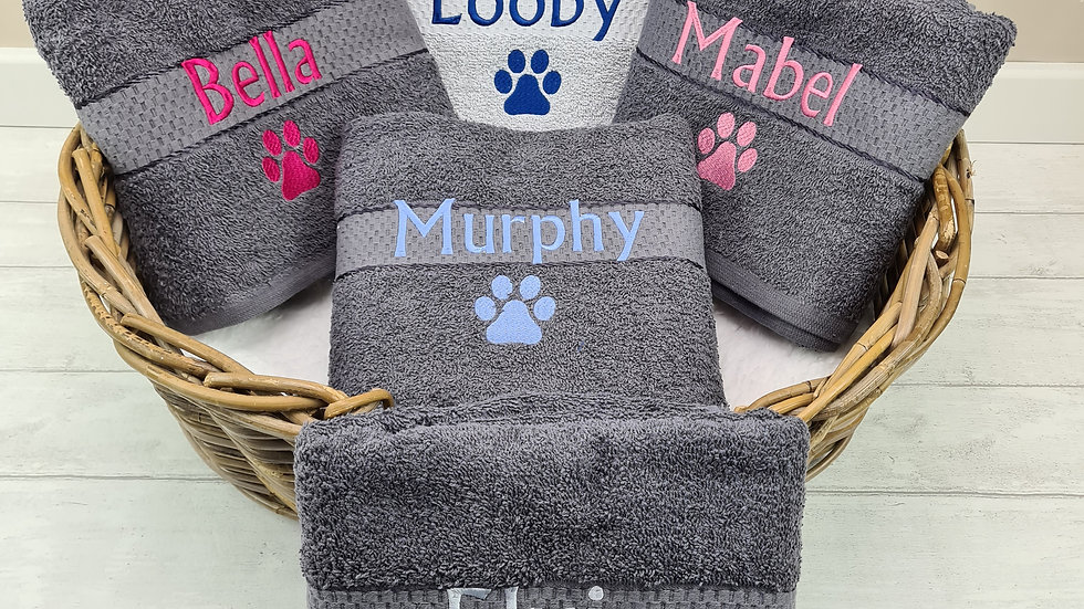 Cotton Absorbent Pet Towel