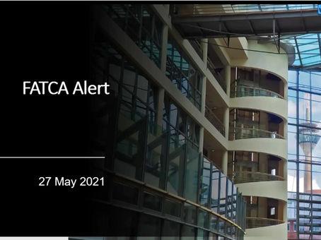 FATCA Alert