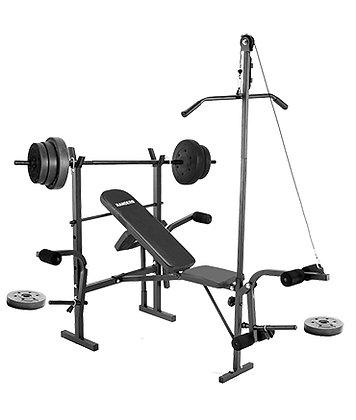 Banco de pesas Randers ARG-150