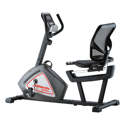Bicicleta Horizontal Athletic 500BH