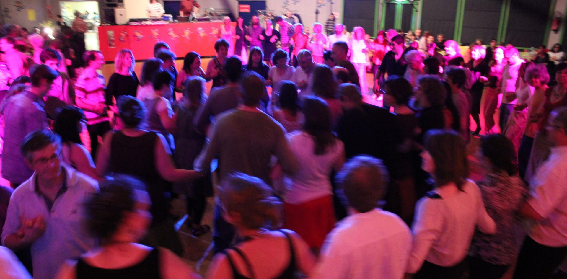 Folle Nuit du Folk on y danse