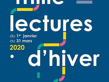 Mille lectures d'hiver-                                  31/01/2020 à la Marolle-en-Sologne