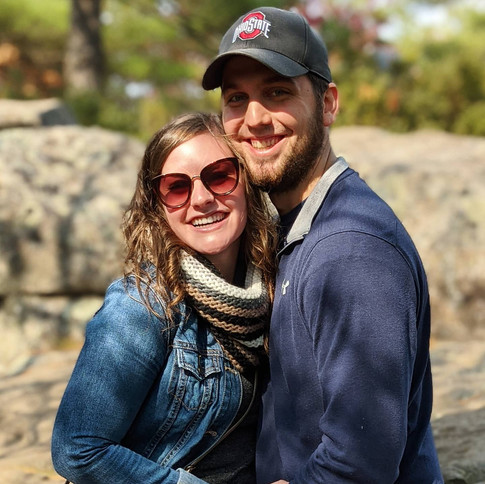 Joe and Laura Schaad