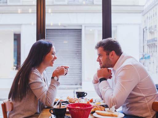 How to Be Great on a First Date