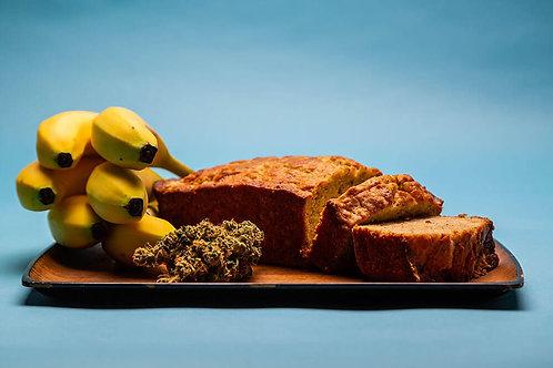 Banana Buzz Bread