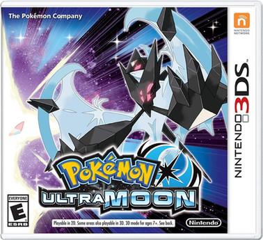 Pokémon Ultra Moon