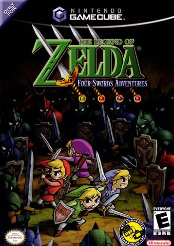 The Legend of Zelda Four Swords Adventur