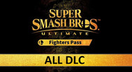 Super Smash Bros Ultimate ALL DLC