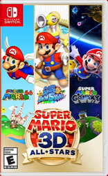 Super Mario 3D All Stars GOOGLE DRIVE