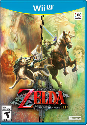 The Legend of Zelda_ Twilight Princess H