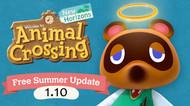 UPDATE 1.10 Animal Crossing New Horizons