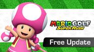 UPDATE 2.0 Mario Golf Super Rush