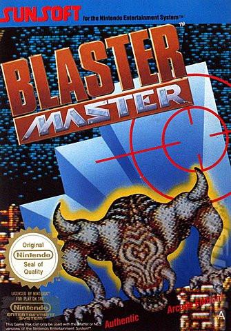Blaster Master NES