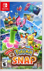 UPDATE 1.1.0 New Pokémon Snap